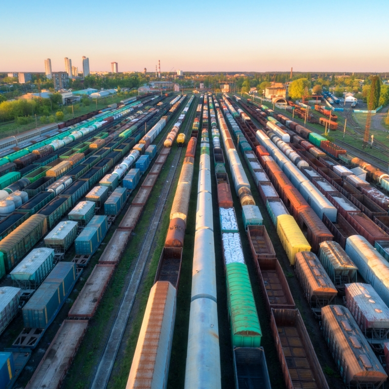 Image RAIL TRANSPORT